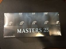 Masters 25 Booster Box NEW Factory-Sealed 24 Packs | Magic: the Gathering