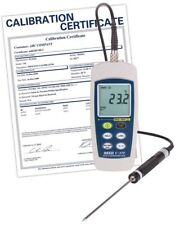 Reed Instruments C 370 Nist Rtd Thermometer 148 To 572ampdegf 100 To