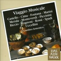 Viaggio Musicale / Italian Music of the Seventeenth Century