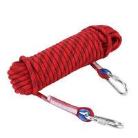 Kletterseil 12mm Klettern Meterware: 10 20 Seil Sicherung