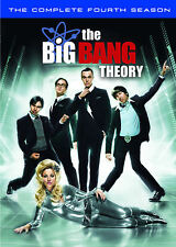 The Big Bang Theory - Season 4 [2011] (DVD)