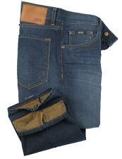 BOSS BLACK Jeans | Maine in W33/L34 ( Regular Fit ) blue treated Colour Denim