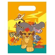 Disney 55692 Lion Guard Decoration Party Bags