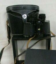 Vintage JAPAN Bushnell Sportview 8x30 Wide Field Binoculars Original Box (JBC