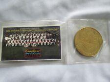 NEW 1999 Arizona Diamondback Western Division Champions Coin Photo Highlights