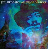 JIMI HENDRIX Valleys Of Neptune CD BRAND NEW
