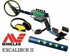 Minelab Excalibur II Detektor für unterwasser suche