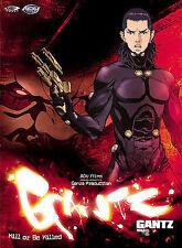 Gantz - Vol. 2: Kill or Be Killed (DVD, 2005) Sealed #83