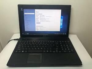 "Laptop Acer Aspire 5742G 15"" 2010/Core i3/4Gb/640Gb/Dual GPU"