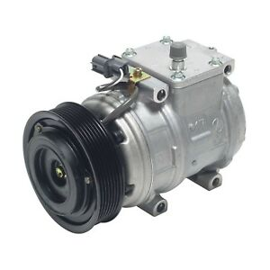 For Land Rover Discovery Range Rover V8 A/C Compressor and Clutch Denso 471-1360