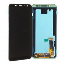 Original Samsung Galaxy a6 (a600fn) pantalla LCD sustituto touch screen-negro
