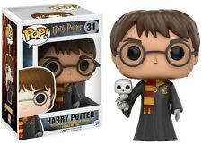 Harry Potter Pop Vinilo Figura-Harry Potter! con Hedwig * Nuevo *