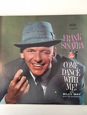 Frank Sinatra - Come Dance With Me! - VINYL 1980 - Very Good Condition
