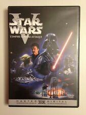 DVD STAR WARS V - L'EMPIRE CONTRE ATTAQUE