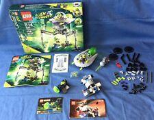 Lego 7051 Tripod Invader Alien Conquest,6903Space Bug Blaster,7310 Mars Mono Jet