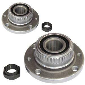For Lancia Y 1995-2003 Rear Wheel Bearing Kits Pair