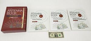 ARRL Antenna Book - 24th Edition - Volumes 1 2 & 3 - Missing One - HAM Radio