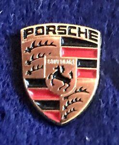 Porsche - Firmenlogo (Pin)