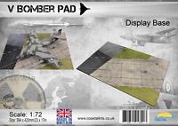 Coastal Kits 1:72 Scale V Bomber Display Base
