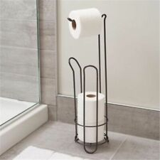 Newly Roll Paper Stand Holder Stainless Steel Practical Modern Tissue For Toilet