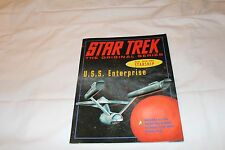 Star Trek:The Original Series  MAKE YOU OWN STAR SHIP U.S.S. ENTERPRISE