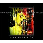NURSE WITH WOUND/GRAHAM BOWERS - EXCITOTOXICITY - 2014 RED WHARF DIGIPAK CD