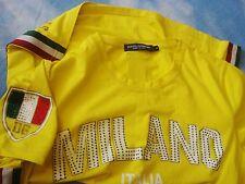 T-SHIRT man vintage 90's DOLCE & GABBANA  TG.L made Italy Rare