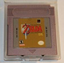 Jeu Zelda Link's Awakening DX - Gameboy GB