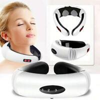 Massaggiatore elettrico cervicale spalla massaggio relax terapia magnetica
