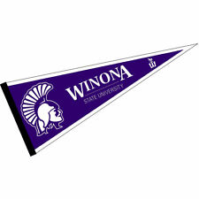 "Winona State University Warriors 12"" X 30"" College Pennant"