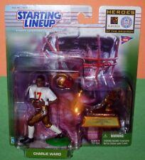 1999 CHARLIE WARD Florida State Heisman NCAA Starting Lineup Seminoles NM+