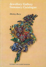 Jewelry Gallery Summary Catalog Victoria Albert Museum Book 1983