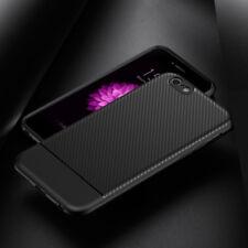 Shockproof Carbon Fiber Slim Soft TPU Case Cover For Apple iPhone 6s 7 8 Plus