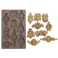 GRANDEUR KEYHOLES Re-Design Prima Decor Moulds Mold Food Safe 5X8 Resin #641016