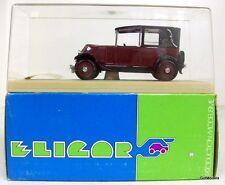 ELIGOR 1/43 - 1041 RENAULT NN 1927 TORPEDO DECOUVERT - RED DIECAST MODEL CAR