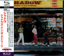 SHADOW 1981 Shadows In The Streets Japan SHM-CD OBI rare LE OOP FUNK Leon Ware