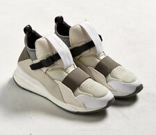 Alexander McQueen X Puma MCQ Cell Bubble Runner Mid White Sneakers Mens US 10.5