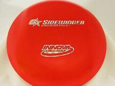 INNOVA GSTAR SIDEWINDER 150g LIGHTWEIGHT Red w/ Holographic Stamp -New