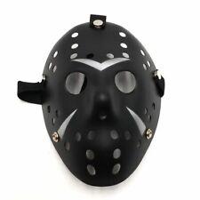 Viernes 13th Halloween Myers Jason Vs. Freddy Prop Disfraz Horror Hockey Mask