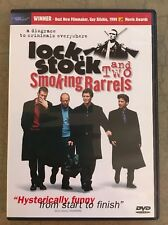 Lock, Stock and Two Smoking Barrels (DVD, 2002) Guy Ritchie