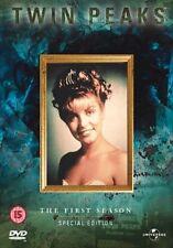 DVD:TWIN PEAKS - SEASON 1 - NEW Region 2 UK
