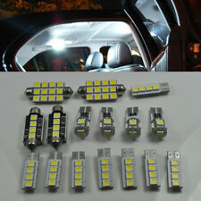 Error Free 18 Light SMD LED Interior Kit For Audi B5 B6 B7 A4 S4 S2 Avant 98-08