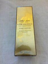SHISEIDO Future Solution LX Total Protective Emulsion SPF 20 Sunscreen NIB