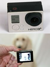GoPro HERO3+ Black Edition with LCD Screen and Accessories