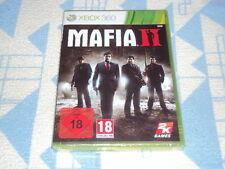 Mafia II (Microsoft XBOX 360, 2010) NUOVO OVP