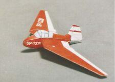 "Card Model Kit – SZD-6-X ""Nietoperz"" Glider"
