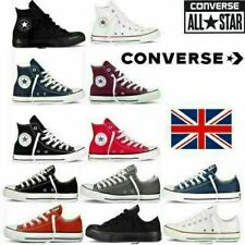 Unisex Converse All Star Hi Top Women Men Chuck Sneakers Taylor Trainers Shoes