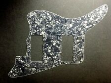 NEW Jazzmaster Pickguard BLACK Pearl 4 Ply for USA Fender Guitar
