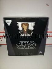 Star Wars Gentle Giant Anakin Skywalker Bust Limited 1491/3500 Sdcc 2008