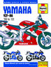 Haynes Manual for Yamaha YZF-R6 (1999 - 2002) owners workshop (HM3900)